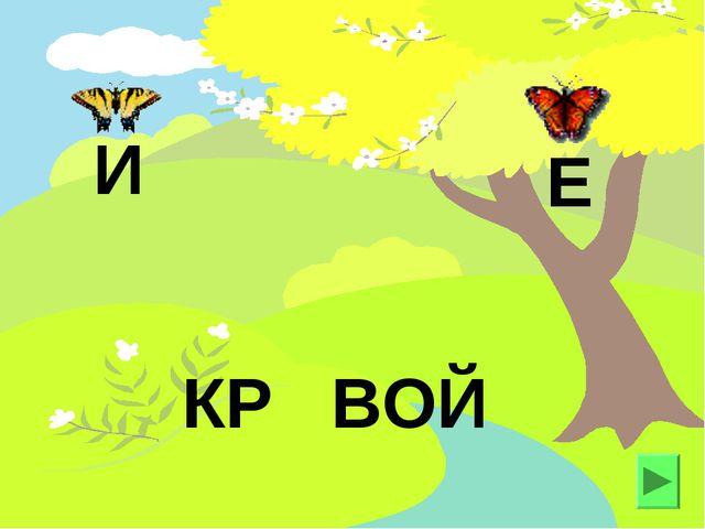 КР ВОЙ