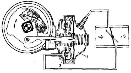 вакуумный регулятор