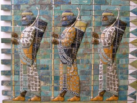 C:\лена\документы\воины\Persian_warriors_from_Berlin_Museum.jpg