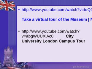 http://www.youtube.com/watch?v=tdQDm4gdSOc Take a virtual tour of the Museum