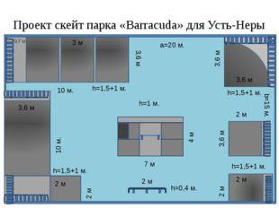 a=20 м. b=15 м. 10 м. 3,6 м h=1,5 10 м. 2 м h=1,5+1 м. h=1,5+1 м. h=1,5+1 м.