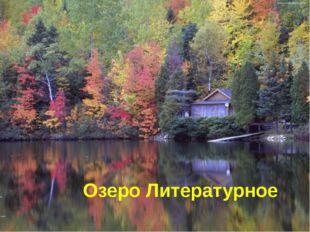 Озеро Литературное