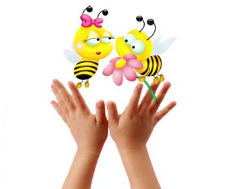 Роль пальчиковой гимнастики в развитии речи детей с нарушением зрения