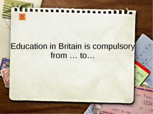 What subjects do British pupils study at primary school?