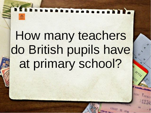 How many years do British students study at the university? Do they get any d...