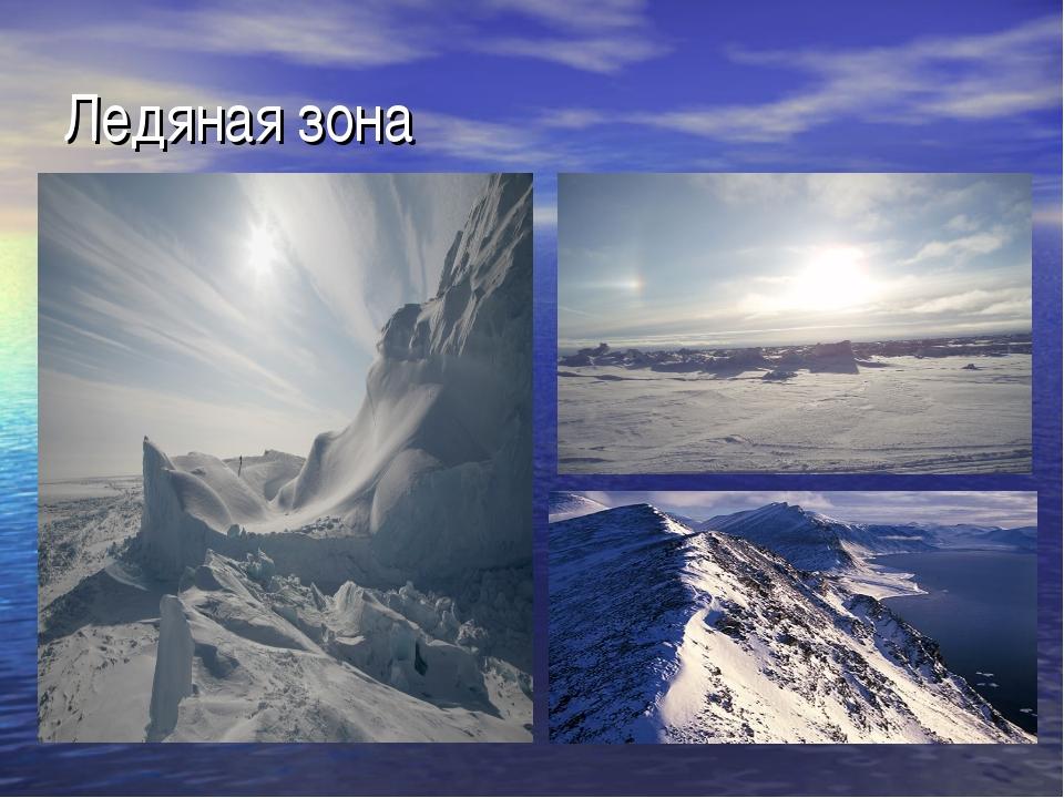 Ледяная зона