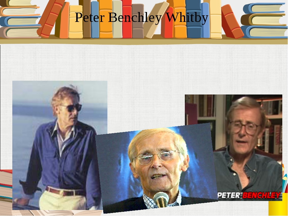 Peter Benchley Whitby