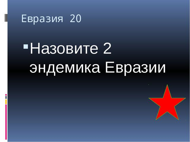 Евразия 50 Страна, расположенная в 2 частях света, полуостровная (Малая Азия)...