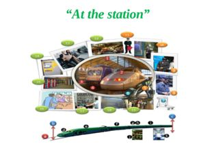 """""""At the station"""""""