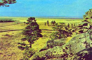 Равнин часть Кокчетав