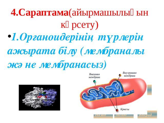 5.Синтез(байланыс) 1.Эксперимент жасау (микроскопен жұмыс)