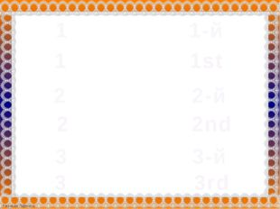 1 1-й 2 3 3-й 2-й 3rd 1st 2 2nd 3 1 FokinaLida.75@mail.ru