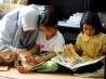 Как научить ребенка складывать слоги