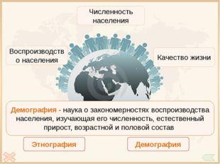 Численность и динамика населения мира Динамика роста численности населения и
