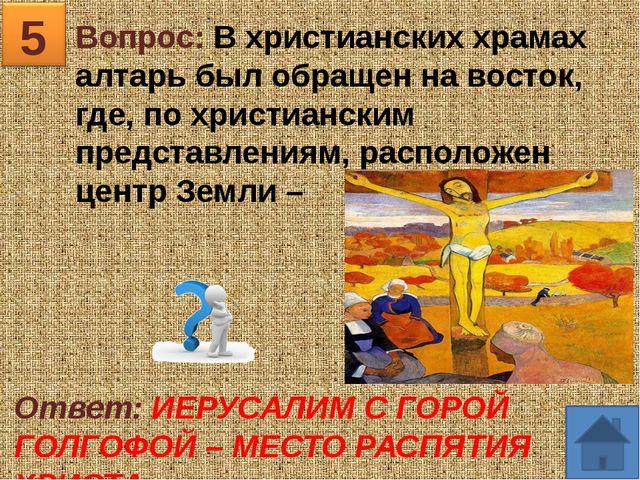 Вопрос: Восточные славяне – это предки трех родственных народов: 6 Ответ: РУС...