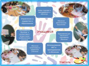 Учащиеся Учитель