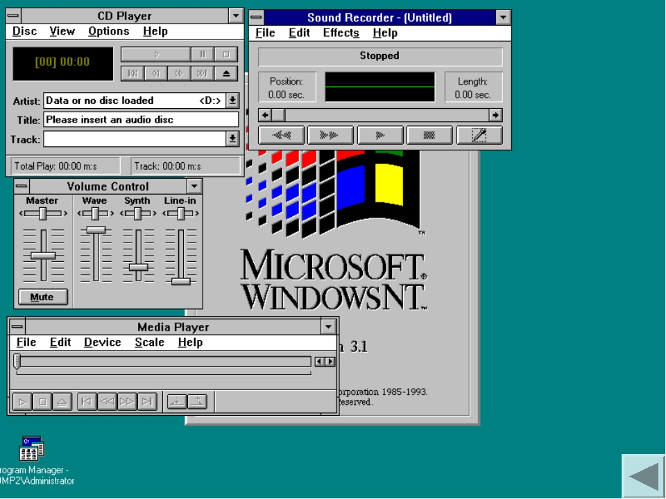 an overview of the windows nt operating system Windows nt 40 is a preemptively multitasked, graphical operating system, designed to work with either uniprocessor or symmetric multi-processor computers it was part of microsoft's windows nt line of operating systems and was released to manufacturing on 31 july 1996.