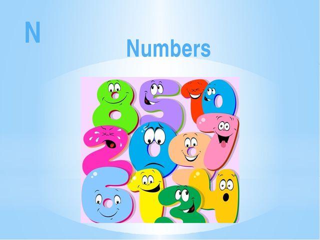 N Numbers