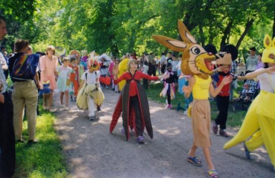 фото карнавал