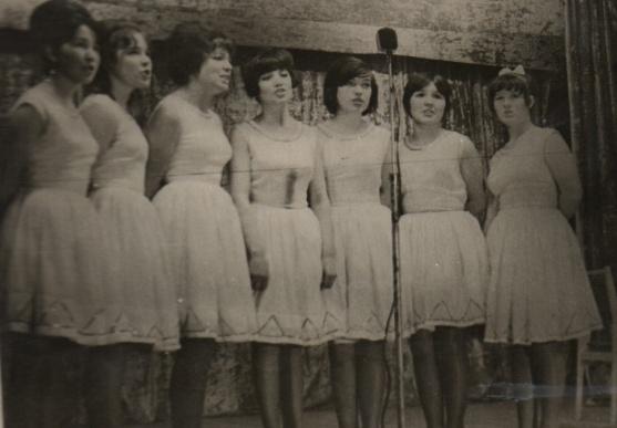 вокал группа 1980 г Юбил