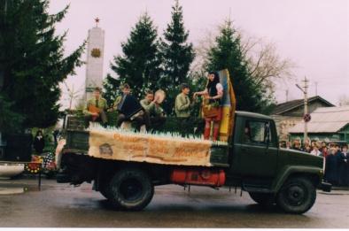 фото 9 мая грузовик