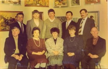 клуб художников 1982 г Музей
