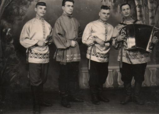 вок квартет РДК 1962г