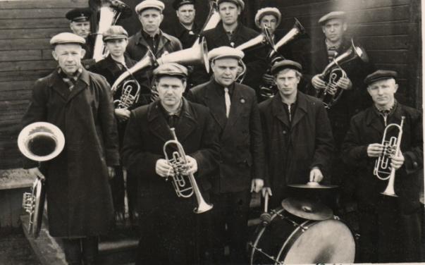 фото духовой оркестр
