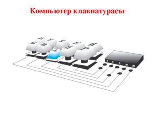 Компьютер клавиатурасы