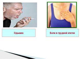 Одышка Боли в грудной клетке Одним из наиболее веских аргументов при диагнос