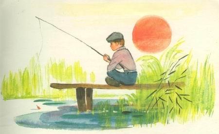 Дневник рыболова - Поплавочная ловля
