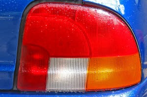 Learn English Words - Tail Lights