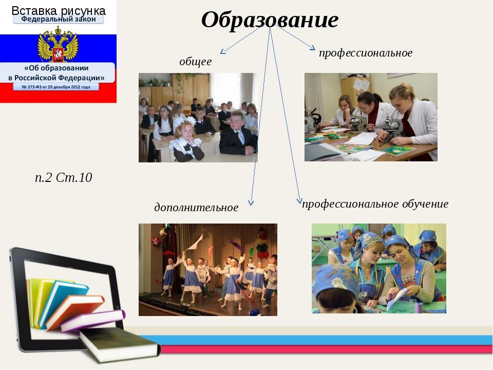 Рисунки система образования