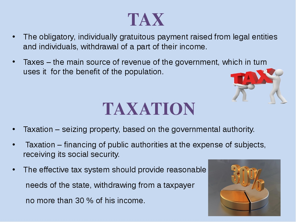 Taxation in Great Britain