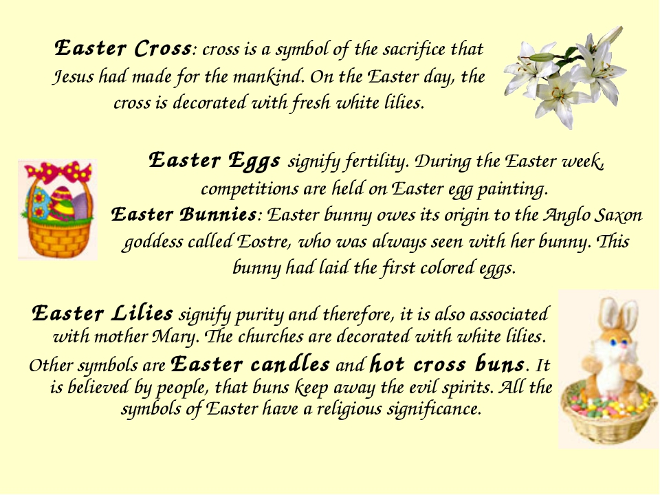 Easter Lilies signify purity and therefore, it is also associated with mother...