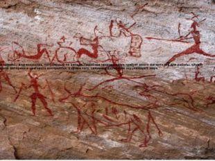 Рисование на камнях – вид искусства, популярный на Западе. Подобное творчеств