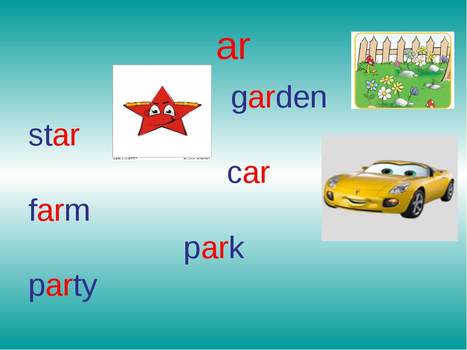ar garden star car farm park party
