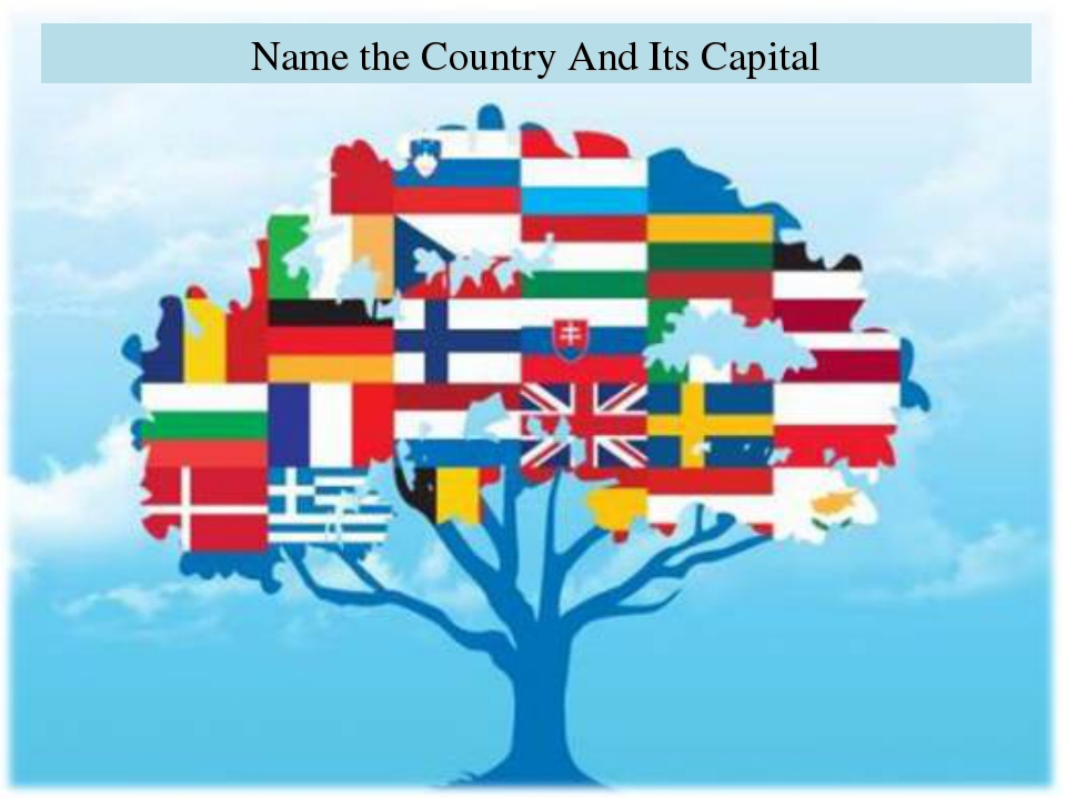 Name the Country And Its Capital