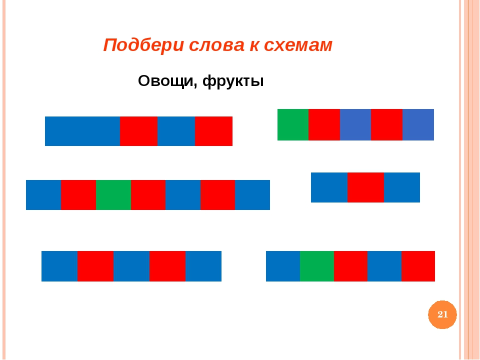 Как подобрать схему по картинке