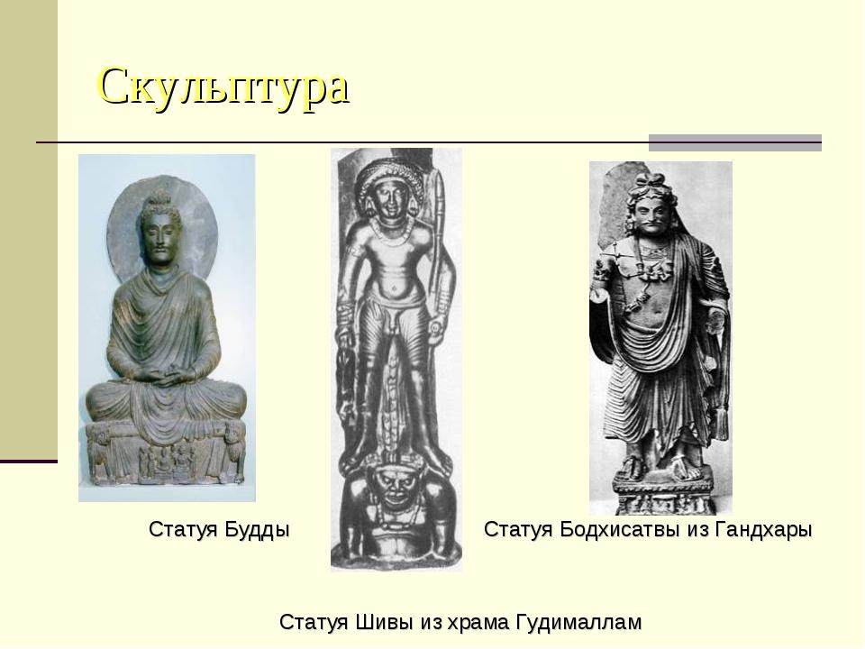 Скульптура Статуя Будды Статуя Бодхисатвы из Гандхары Статуя Шивы из храма Гу...