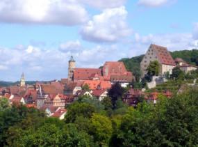 Информация о федеральной земле Баден-Вюртемберг, Германия