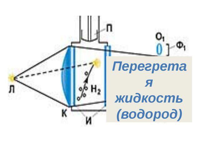 Перегретая жидкость (водород)