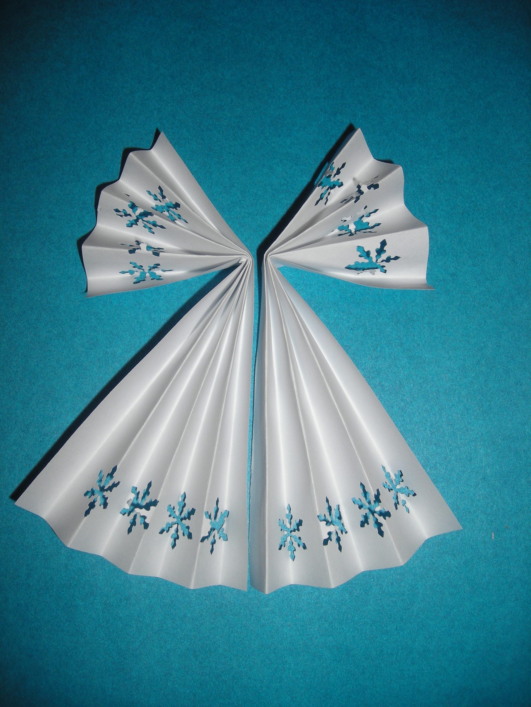 продаже поделка ангела из бумаги объемная возникает