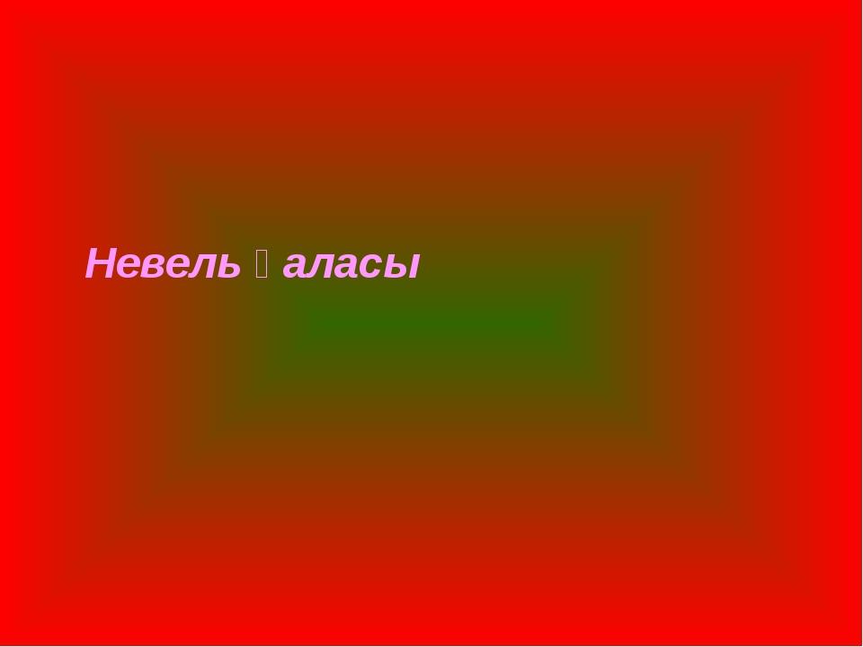 Невель қаласы