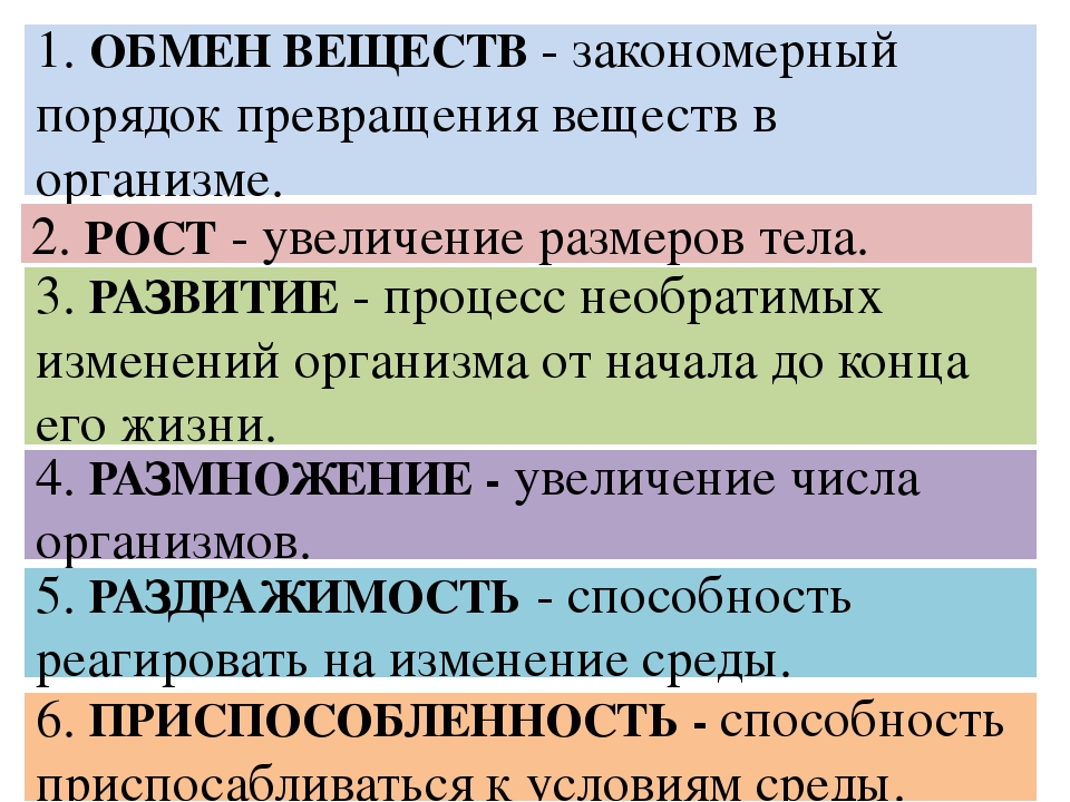 1. ОБМЕН ВЕЩЕСТВ - закономерный порядок превращения веществ в организме. 2. Р...