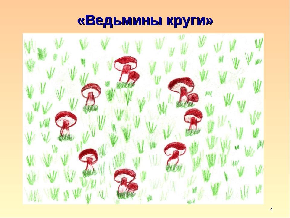 * «Ведьмины круги» кафедра педагогики и технологий образовательного процесса...