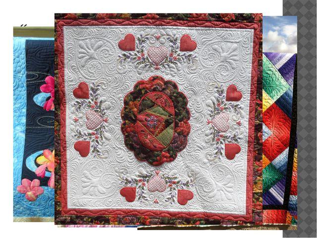 """""""квилт"""" - стёганное одеяло. Является разновидностью печворка и отличается от..."""