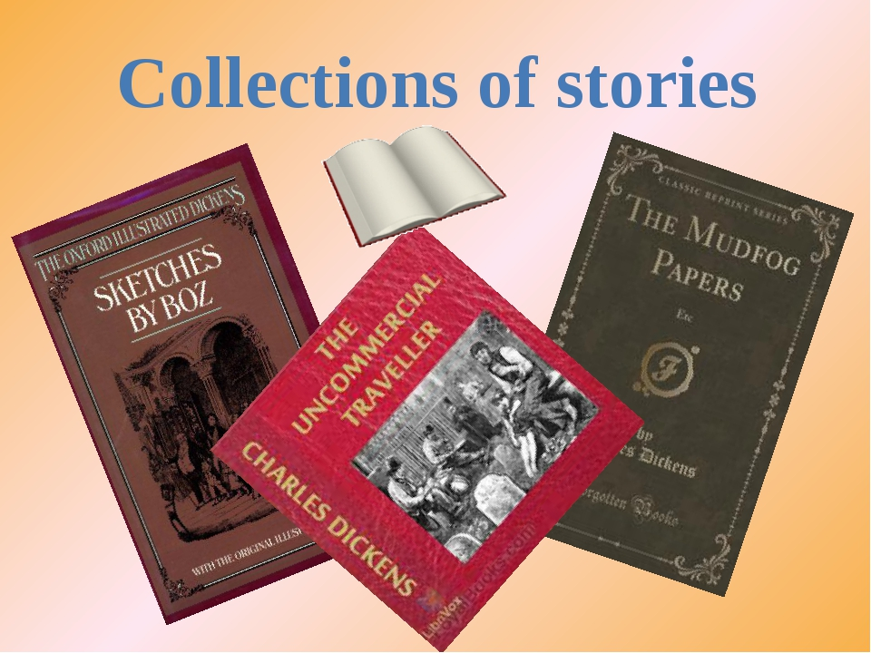 Collections of stories