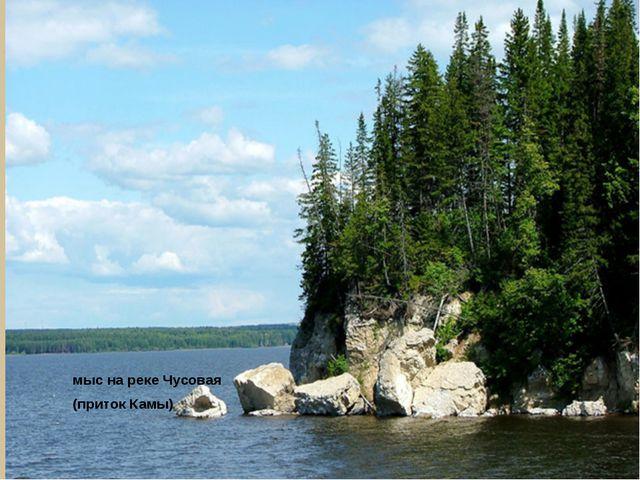 Так что же такое мыс? Мыс — участок суши, далеко вдающийся в море, озеро, рек...