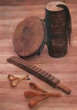 Шумовые и ударные инструменты
